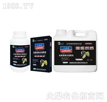 葡萄提子专用含氨基酸水溶肥料-兰诺迪-康美特