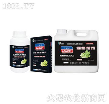 叶菜专用含氨基酸水溶肥料-兰诺迪-康美特