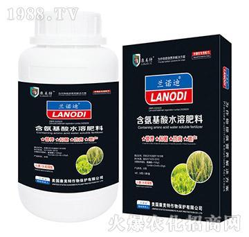 小麦水稻需配含氨基酸水溶肥料-兰诺迪-康美特