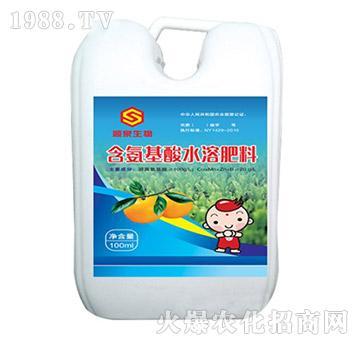 100ml氨基酸水溶肥料-顺泉生物