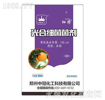 光合细菌菌剂-细将-中冠化工