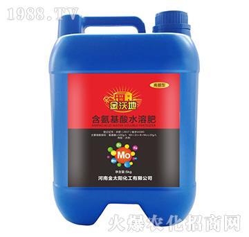 高钼型含氨基水溶肥料-