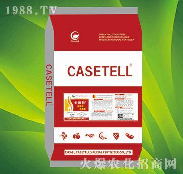 20kg高磷型水溶肥10-50-10+TE-卡施特