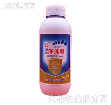 1000g鼎佳海藻精-通用叶面肥(高钾型)-日升昌