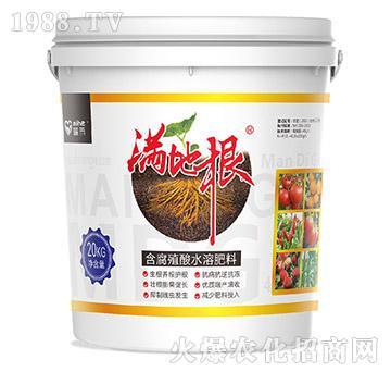 含腐殖酸水溶肥料-满地根-爱禾农业