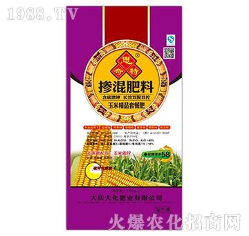 玉米精品套餐肥-掺混肥料-思奇特-大庆大化