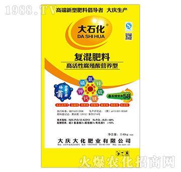 高活性腐殖酸营养型-复混肥料-大庆大化