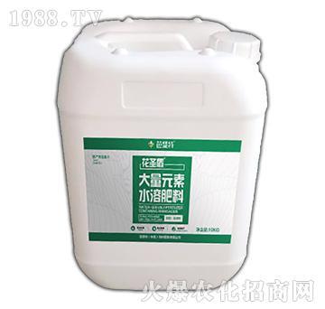 平衡型大量元素水溶肥料-花圣盾(10kg)-芭斐特
