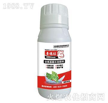 烟草专用含氨基酸水溶肥料-喜德旺