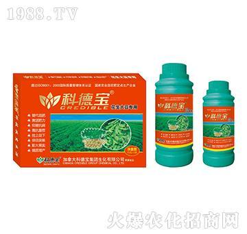 花生大豆专用营养增产调理剂-科德宝