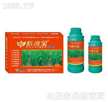 韭菜专用营养增产调理剂-科德宝
