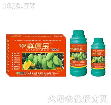 芒果专用营养增产调理剂-科德宝