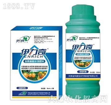 柑橘�S煤�氨基酸水溶肥料-伊力奇-科德��