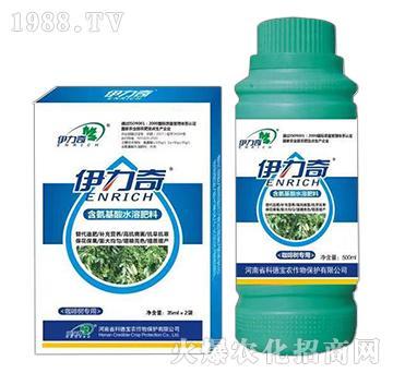 咖啡��S煤�氨基酸水溶肥料-伊力奇-科德��