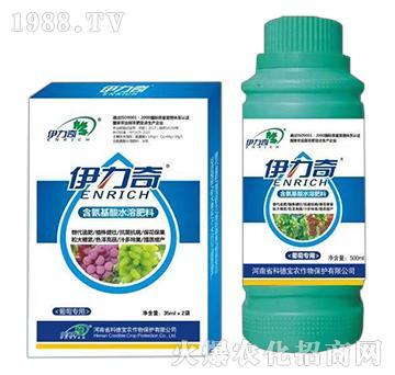 葡萄�S煤�氨基酸水溶肥