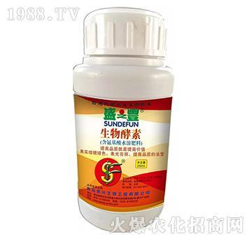 生物酵素(含氨基酸水溶肥)-盛之�S-泰�d生物