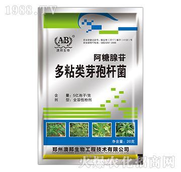 多粘类芽孢杆菌-阿糖腺苷-澳能