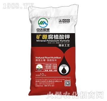 矿源腐植酸钾-中达国美