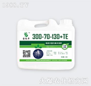 海藻大量元素高氮肥300-70-130+TE-金裕丰