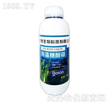 海藻糖醇硼-���W生物