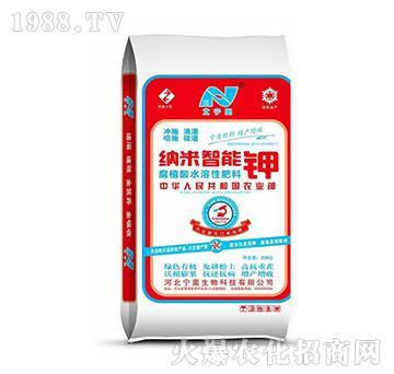 腐植酸水溶性肥料-納米智能鉀-寧奧生物