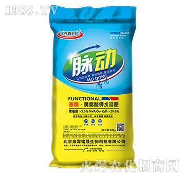 碳酶·黃腐酸鉀水溶肥-脈動-泉霖銘晟
