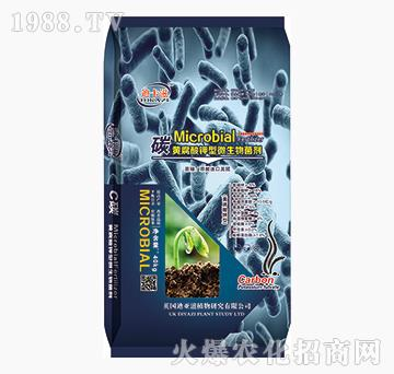 碳黃腐酸鉀型微生物菌劑-迪卡滋