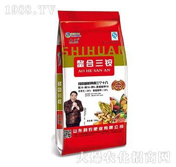 螯合三铵18-18-0-18-十环-利农肥业