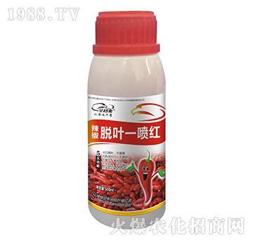 瓶装辣椒脱叶一喷红-艾