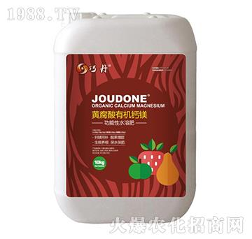 黄腐酸有机钙镁-巧丹-万瑞生态