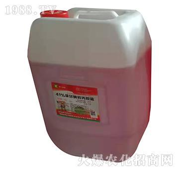 桶装草甘膦异丙胺盐-懒人农业