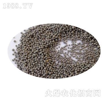 圆颗粒有机肥-亿果