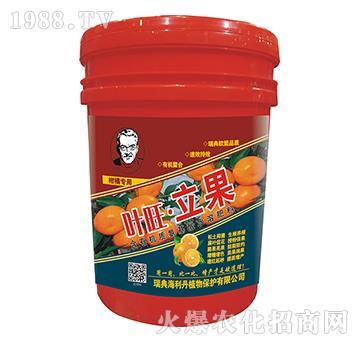 含有�C�|氨基酸水溶肥料-海利丹