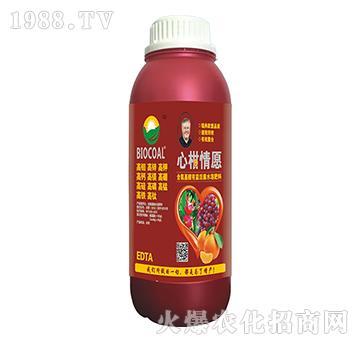 含氨基酸有益活菌水溶肥料(瓶)-海利丹