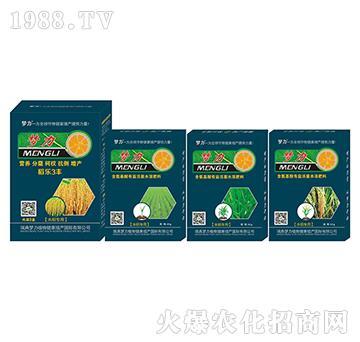水稻�S煤�氨基酸有益活菌水溶肥料(�M合)-�袅�-海利丹