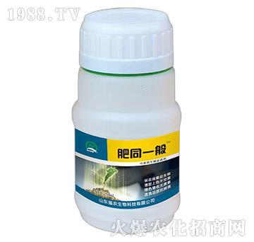 中草药生物促进剂-肥同一般-强农生物