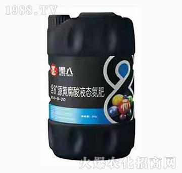 含矿源黄腐酸液态氮肥150-0-20-墨八-民尔生物