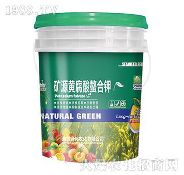 矿源黄腐酸螯合钾-金帝贝尔-绿邦农化