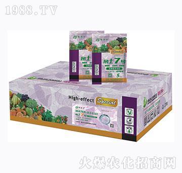 高鉀膨果大量元素水溶肥14-5-38+TE-親土7號-蕓樂豐