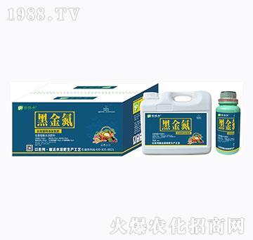 長效緩釋液體氮肥-黑金氮-蕓樂豐