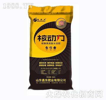碳酶黃腐酸水溶肥-核動力-鑫東肥業