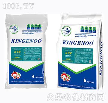 高磷型大量元素水溶肥10-50-10+TE-金可诺