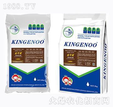 壮根型大量元素水溶肥20-20-20+TE-金可诺