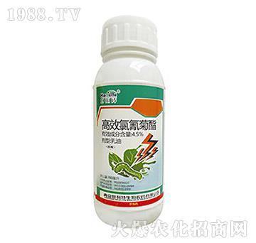 4.5%高效氯氰菊酯-好利特
