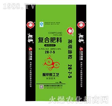 复合肥料28-7-5-老马-顺天农业