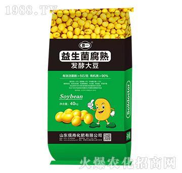 益生菌腐熟发酵大豆-鲁一-儒商