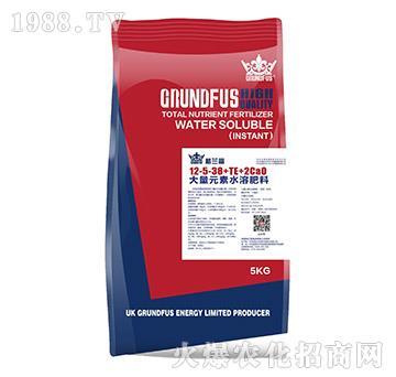 大量元素水溶肥料12-5-38+TE+2CaO-格兰富