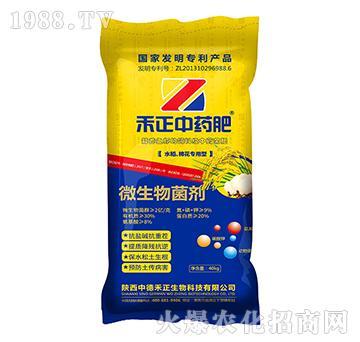 水稻、棉花專用型菌肥-禾正中藥肥-中德禾正