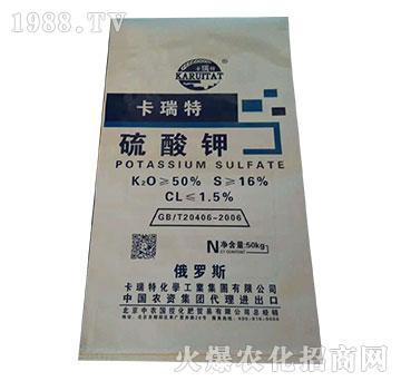 硫酸钾-卡瑞特-中农国控