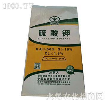 硫酸钾-中农国控